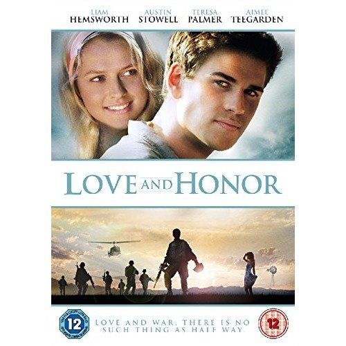 Love And Honor DVD [2014]