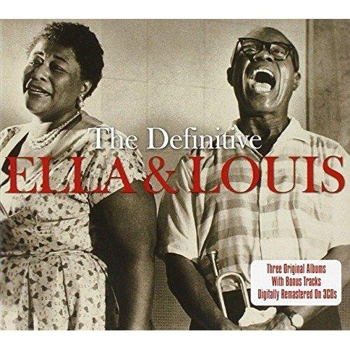 Ella and Louis - the Definitive Ella and Louis [3cd Box Set]