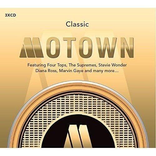 Classic Motown [CD]