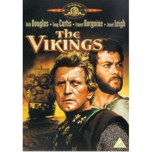 The Vikings DVD [2003]