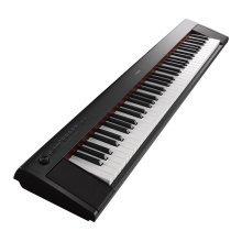 Yamaha NP-32 Piaggero 76 Note Digital Piano, Black