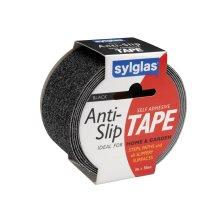 Sylglas ASTBL Anti-Slip Tape 50mm x 3m - Black
