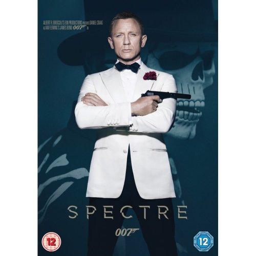 007 Bond - Spectre DVD [2016]