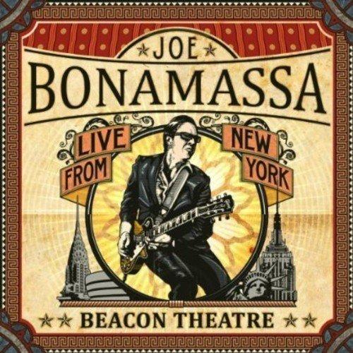 Joe Bonamassa - Beacon Theatre:  Live from New [CD]