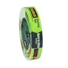 3M 2060-.75A 0.75 x 60yd Green Scotch Lacquer Masking Tape   Pack of 48
