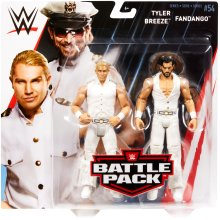 WWE Battle Pack - Series 54 - Tyler Breeze & Fandango