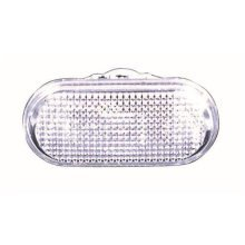 Nissan Micra 5 Door Hatchback 2003-2006 Indicator Lamp Clear Lens (Situated In Front Wing)