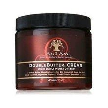 As I Am Double Butter Rich Moisturiser 454g