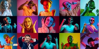 Language Study Reveals The Happiest Music Fans