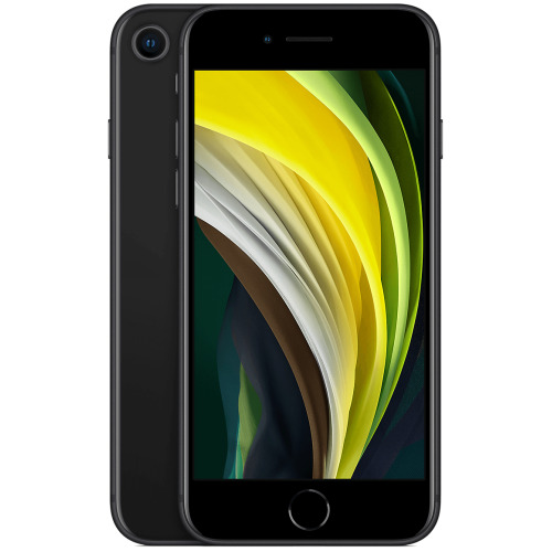 (Unlocked, 64GB) Apple iPhone SE | 2nd Generation | Black