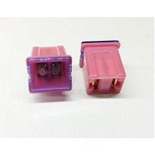 J Case Type Female Fuse 30 Amp Jcase Cartridge Low Profile Car Auto Cable Fuse