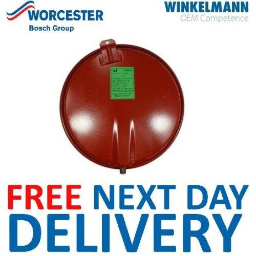 Worcester Bosch Greenstar 3206900 Red 6L Expansion Vessel 87161055450