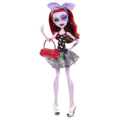 Monster High Dance Class Operetta Doll On Onbuy