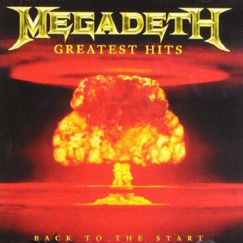 Megadeth - Greatest Hits - Back to the Start [CD]