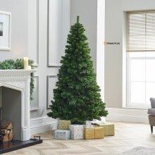 Artificial Christmas Tree 5ft With Metal Stand Xmas Bushy Decor Festiv
