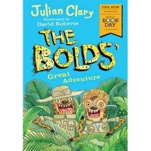 World Book Day 2018 Julian Clary Bolds' Great Adventure