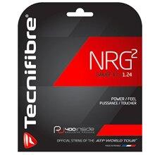 Tecnifibre NRG2 17 Gauge (124) Natural String pack - 40 feet