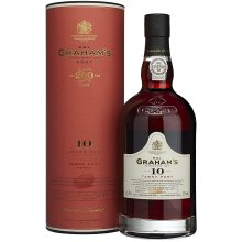 Graham's 10 Year Old Tawny Port, 75 cl