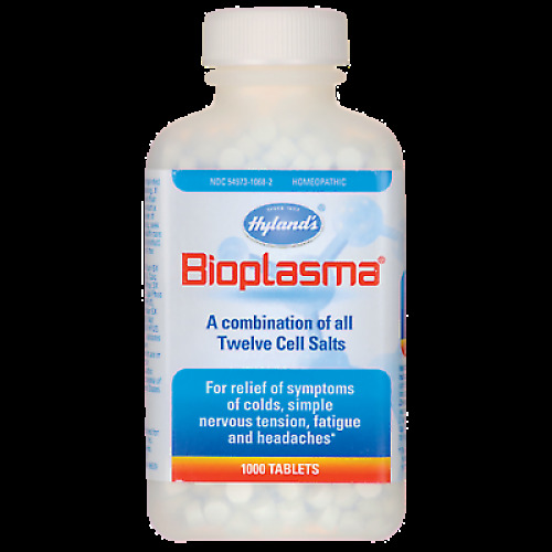 Hylands Homeopathic Bioplasma 1000 tabs