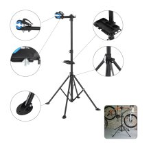 Bike Repair Professional Work Maintenance Stand Folding Extandable