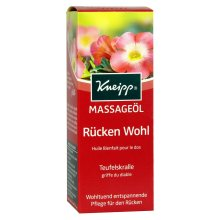 Kneipp Massage Oil for Back 100ml