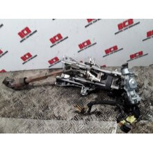 Ford Focus 5 Door 2005-2007 Steering Column With Barrel And Key - Used