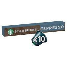 STARBUCKS by NESPRESSO Espresso Roast Coffee Pods
