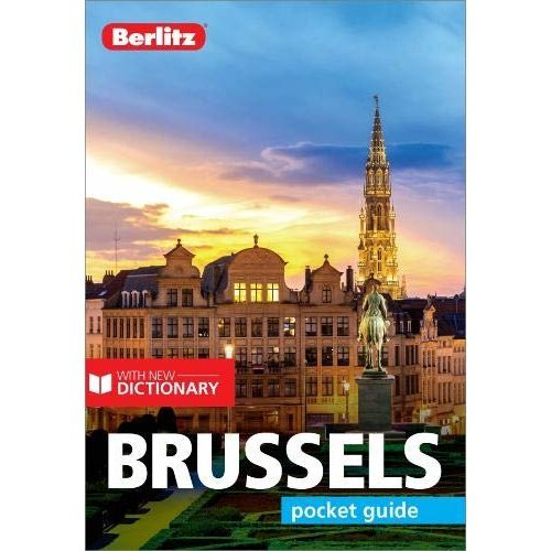 Berlitz Pocket Guide Brussels (Travel Guide with Dictionary) (Berlitz Pocket Guides)