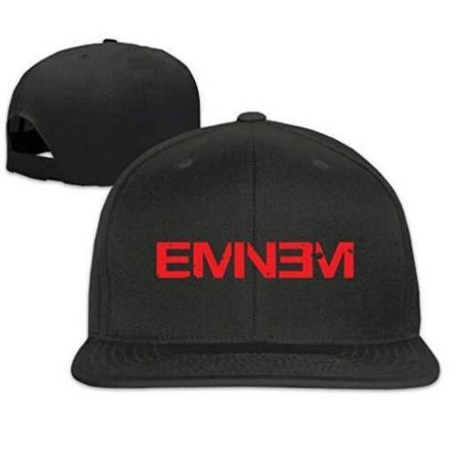 Eminem Double M Rapper Record Producer Songwriter  Snapback Hats