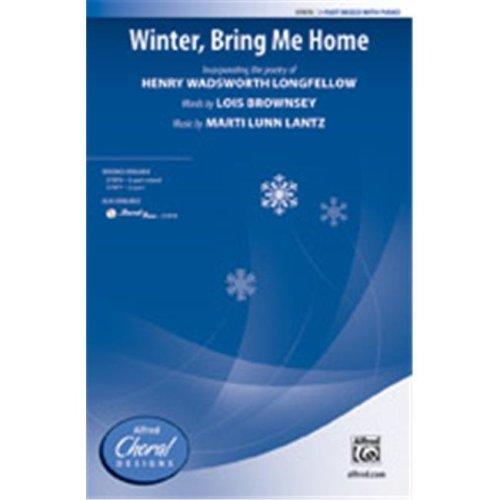 Alfred 00-37878 WINTER BRING ME HOME-STRX CD