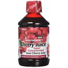 Optima Sour Cherry Juice Super Concentrate 500ml (6 x Packs)