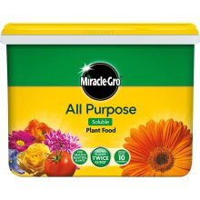 2kg Miracle Grow Plant Food Tub -  plant food all purpose soluble tub miraclegro 2kg