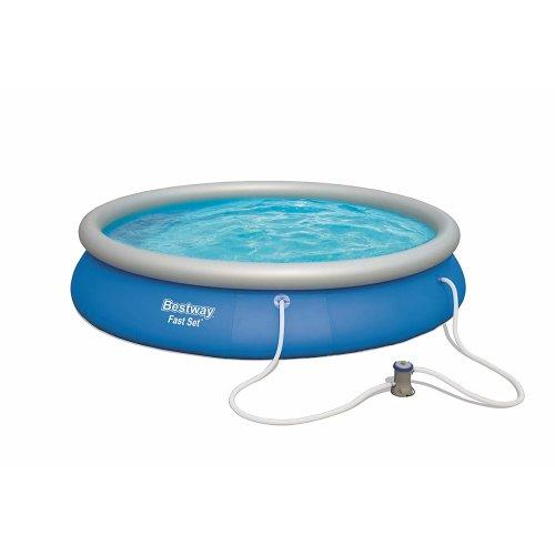 """Bestway Swimming Pool Fast Set 15' x 33"""""""