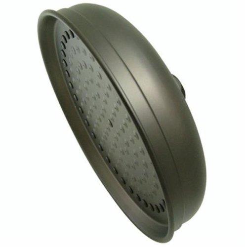 10 Inch Diameter Brass Rain Drop Shower Head - Oil Rubbed Bronze