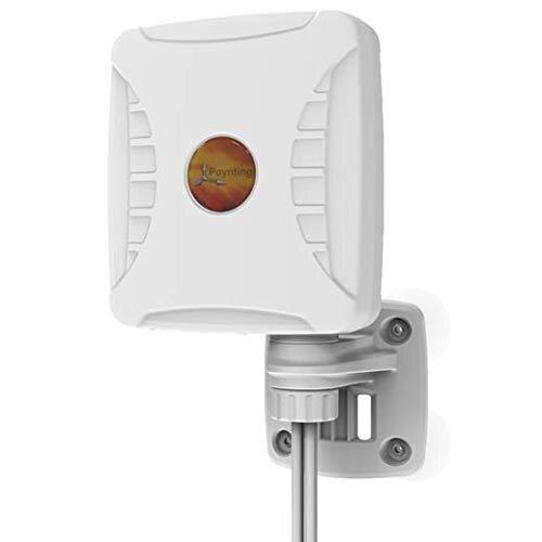 Poynting XPOL-1 V2 5G 3dBi Omni-Directional Cross Polarised LTE 2x2 MIMO Outdoor Antenna