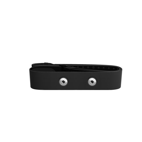 Polar Unisex Adults' Pro Chest Strap, Black, X-Small/Small