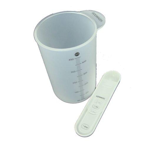 Kenwood BM450 Measuring Cup & Spoon Genuine Part