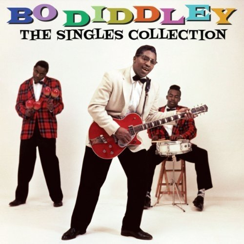The Singles Collection Double Cd Audio Cd Bo Diddley