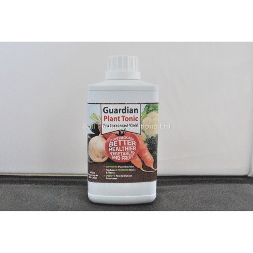 Guardian Plant tonic 500ML -All round Non-Chemical increases yield Boosts Pest( nematodes etc) & Disease Resistance