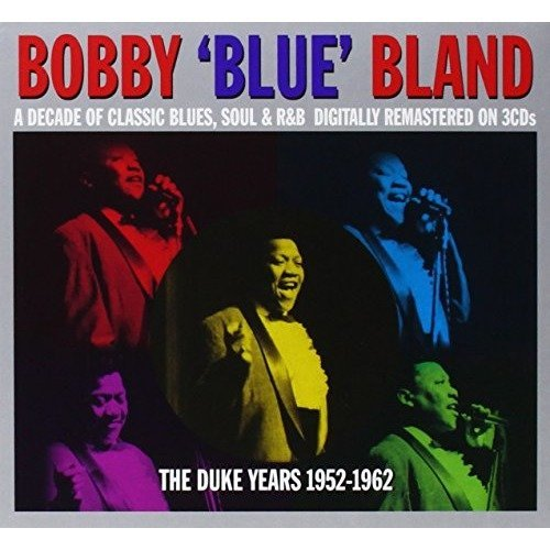 The Duke Years 1952-1962 Box Set Audio Cd Bobby And34blueand34 Bland