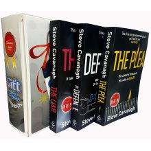 The Plea,The Defence,The Liar 3 Books Collection Set By Steve Cavanagh