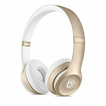 Beats by Dr. Dre Solo2 Wireless On-Ear Headphones - Gold - Used