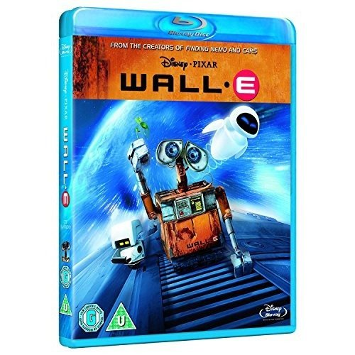 Wall-E Blu-Ray [2008]