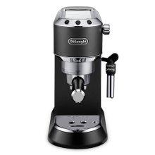 De'Longhi Dedica Style EC685.BK | Matt Black Espresso Machine