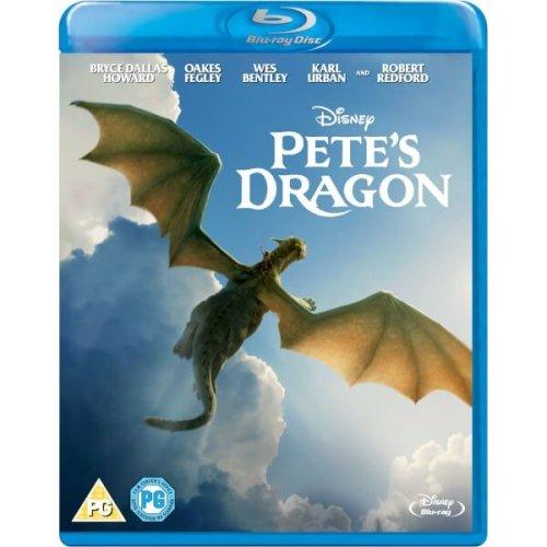 Petes Dragon Blu-Ray [2016] - Used