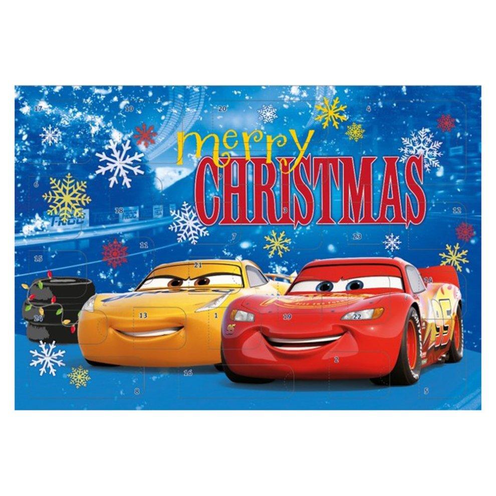 Undercover CAAD8022 Disney Pixar Cars Advent Calendar