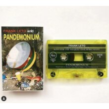 ID3z - Frank Leto - Frank Leto and Pande - Cassette Tape - New
