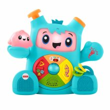 Fisher Price Dance and Groove Rockit, Baby Learning Robot Toy