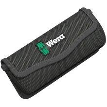 Wera 05671386001 Pouch Empty Kraftform Kompakt for 20-pcs, Silver
