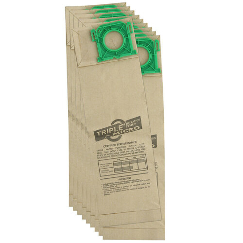 FITS SEBO AUTOMATIC X4 EXTRA X7 X1.1 VACUUM CLEANER BIG PAPER DUST BAGS 10 PACK